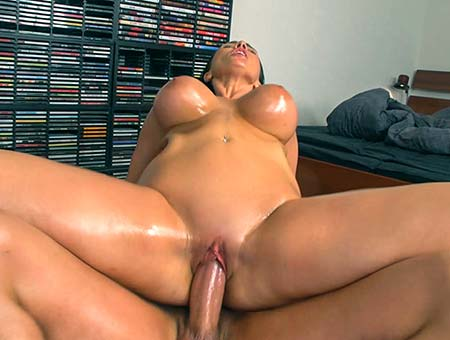 Busty European Milf gets some anal